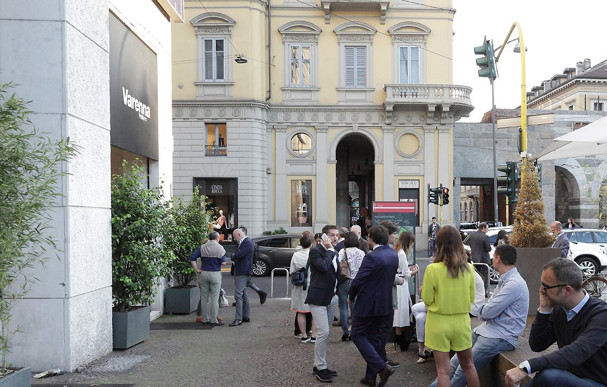 Design meets food Milano meets the world 2 125432